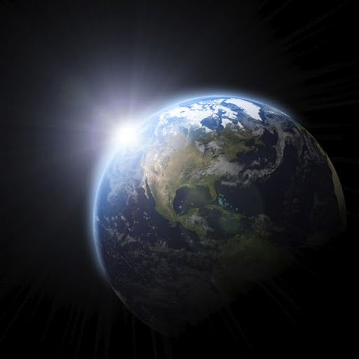 The pulse of the Earth is the same as the alpha state!